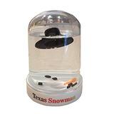Decoración El Muñeco De Nieve Derretida Original Snowglobe