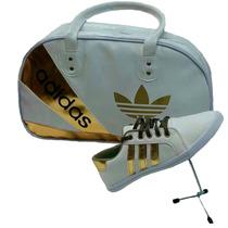 Bolsa Adidas Feminina Bolsa Sapatenis Tenis Adidas Promoção