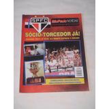 Revista Oficial São Paulo Fc. Nº 93 - Sócio Torcedor   Raí 36593d638b