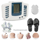 Terapia Digital Acupuntura Massageador + Chinelo Magnetico