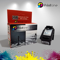 Cartuchos Genericos Xl Canon 210 Printline 15ml