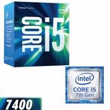 Procesador Intel Kabylake Core I5 7400 3.0ghz S1151