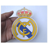 Calcomania Del Real Madrid, Decoracion,carros, Cuadernos Etc