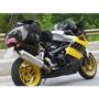 Pista Maleta Trasera Race Pack Semi-rigida 50-65lt Moto