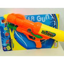 Pistóla Arma De Água Brinquedo Arminha Water Gun Powerful