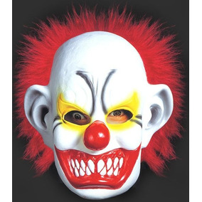 Máscara Palhaço Raivoso - Terror / Halloween