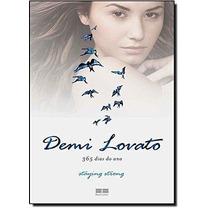 Livro Demi Lovato: 365 Dias Do Ano Demi Lovato