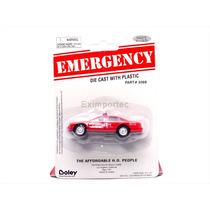 1:86 Boley Chevrolet Caprice Bomberos Emergencia 1:87