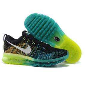 Tenis Nike Air Max Flyknit Hombre Y Mujer