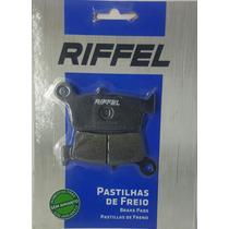 Pastilha Freio Riffel Traseira Yamaha Yz 125 98-02