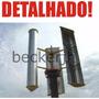Projeto Gerador Eolico Ou Roda Dagua 1000watts Novo 2016
