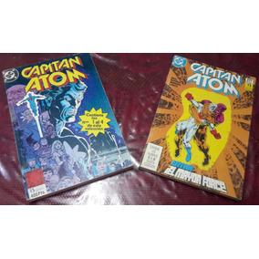 Capitan Atom - Editorial Zinco