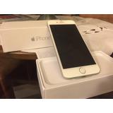 Iphone 6 64g Prata De Vitrine Desbloqueado Na Cx Com Nf