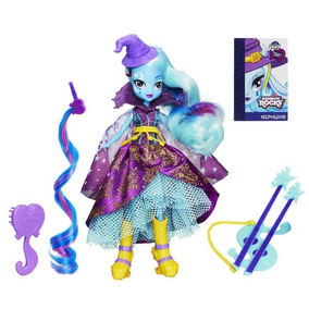 Boneca Trixie Lulamoon My Little Pony Equestria Girls Hasbro