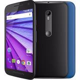 Motorola Moto G3 Xt1543 Colors 16gb 4g Anatel Garantia 1 Ano