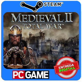 Medieval Ii: Total War Steam Cd-key Global