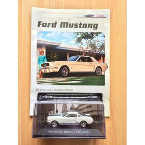 Grandes Autos Memorables Ford Mustang Shelby Gt 350h 1:43 .