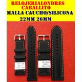 Malla 26mm Reloj Ideal Tommy Hilfiger Festina Bulova Casio