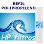 Refil Cartucho Liso Filtro Purificador Caixa De Água Amanco!