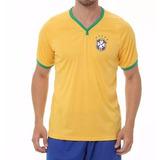 Camisa Seleção Brasileira Cbf Oficial Super Promoção