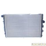 Radiador Fiat Uno,prem,fiornino Mille, Ep 96/ S/ac Rv12532
