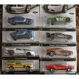 Colecion De 8 Mustangs De 50 Aniversario