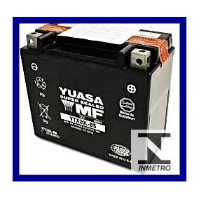 Bateria Yuasa Ytx20l-bs Harley Davidson Dyna/deluxe Selo Inm