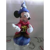 Tppe Para Torta, Centro De Mesa Mickey Mouse