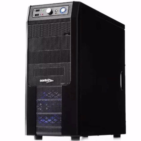 Gabinete Pc Gamer Sentey Bx1 4284 Usb 3.0 4 X Coolers Atx
