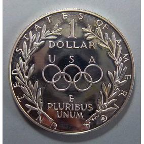 Estados Unidos 1 Dólar 1988 S Plata 900 Sin Circular Km 222