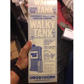 Tanque Portátil Para Gasolina Tipo Walkie Talkie, 700 Ml
