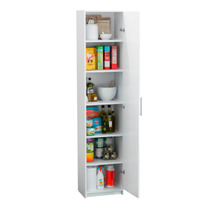 Mueble Despensero Maxi 1 Puerta X 1,80 Alto Dis5 6 Estantes