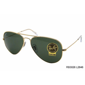 Lentes Ray Ban Rb3026 Made In Italy 62mm Uv400 L2846