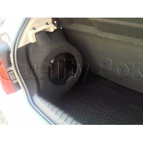 Caixa De Fibra Lateral Chevrolet Onix (até 2017)