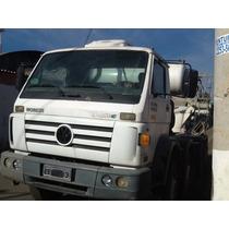 Volkswagem 26260 4* Eixo Bi Truck No Chassi Platafoma Betone