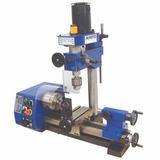 Maquina Multifuncional Micro Torno,furadeira E Fresadora2001