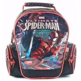 Spiderman Mochila Escolar Espalda 17 Ultimate Nenes Educando