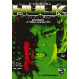 Dvd - O Incrível Hulk Vol. 2 - Último Assalto