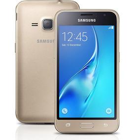 Smartphone Samsung Galaxy J1 2016 2 Chips Tela 4.5 Super A