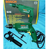 Taladro Bosch 1/2-500w Rotomartillo Ideal Para Casas