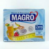 Adoçante De Mesa Magro Lowçúcar - Cx. 50 Envelopes