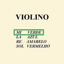 Corda Mi Mauro Calixto Para Violino 4/4