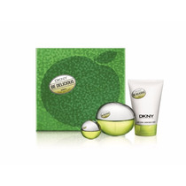 Dkny Be Delicious 100% Pure New York Perfume Estuche