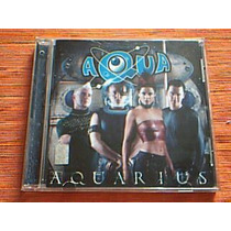 Cd Aqua - Aquarius - Cd Enhanced Porcion Para Ver En La Pc -