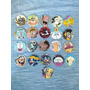 21 Tazos Coleccionables Cartoon Network Adventure Time