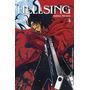 Mangás Hellsing Edição Especial - Volumes 1, 2, 3, 4 E 5 Jbc