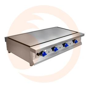 Plancha Industrial Cocina 120 Cms 4 Quemadores Pf48 San-son