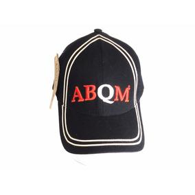 Boné Abqm Preto Western Wear 126f38aad51d7