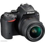 Nikon D5500 Kit 18-55mm Vr Ii + Memoria 16gb C10 De Regalo!