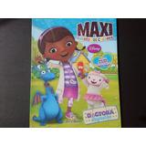Libro Doctora Juguetes Maxi Cuentos De Colores Disney